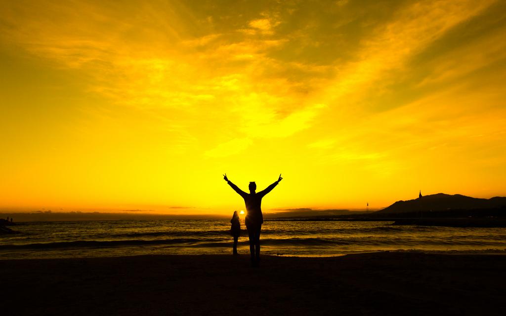 Hvordan holde seg selv glad