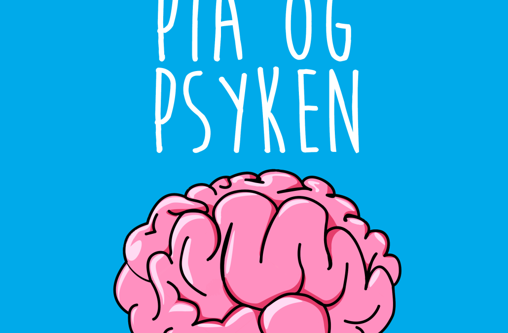 Podcast-intervju på Pia og psyken